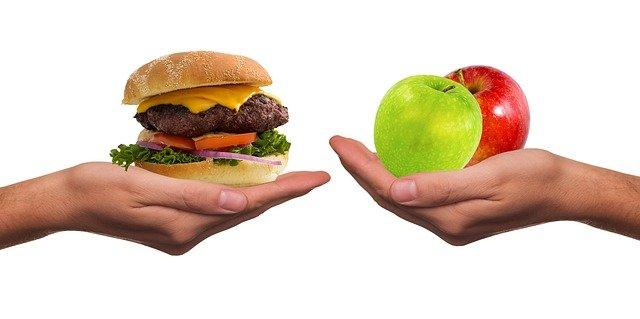 volba stravy